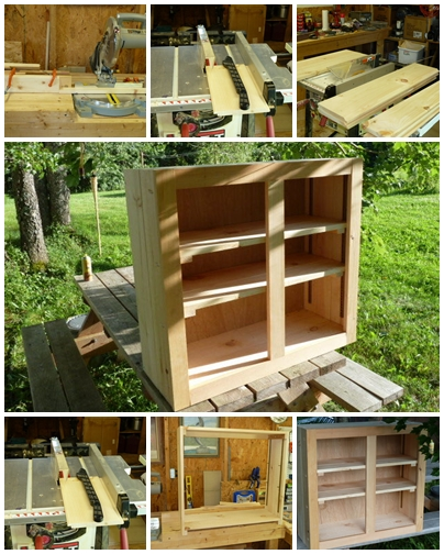 How To Build Your Own Kitchen Cabinets Step By Step DIY Instructions