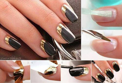 How To Make Beautiful Nail Art Step By Step Diy Instructions How To Instructions