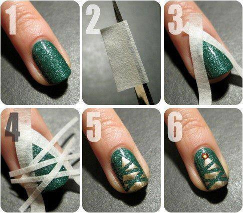 How To Make Sunset Nail Art Step By Step Diy Instructions How To Instructions