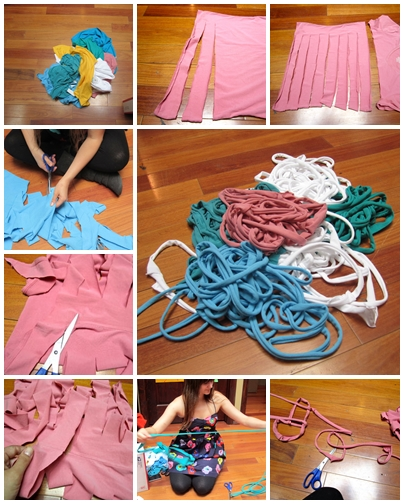 Diy shirts cutting step by step