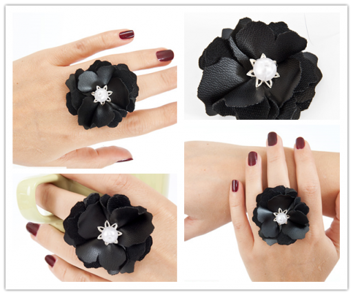 How to make a ring yourself