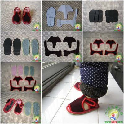 How to make  Sew Baby Sanda step by step DIY tutorial instructions thumb