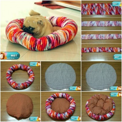 sew pet bed 3