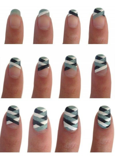 How To Make Lovely Nail Art Step By Step Diy Tutorial Instructions How To Instructions