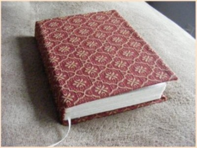 How to make your own lovely note book step by step DIY tutorial picture instructions thumb