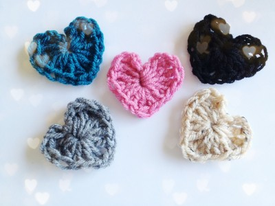 How to Crochet a lovely Heart step by step DIY tutorial instructions