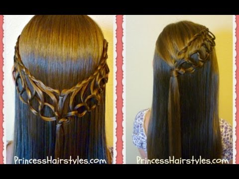 Steps to do a Ladder Braid Braid Hairstyles Step by