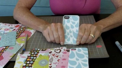 How to make your beautiful personalized iphone cases step by step DIY tutorial instructions