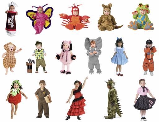 Cute Halloween costume ideas