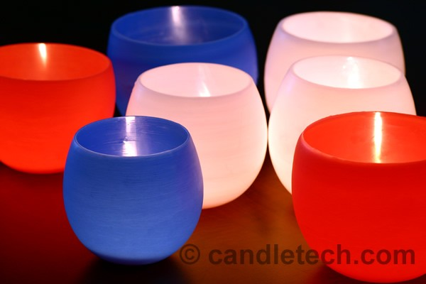How To Make Candle Luminaries 1