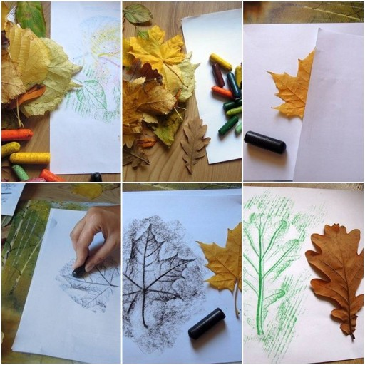 How to Draw Leaves step by step DIY tutorial instructions thumb