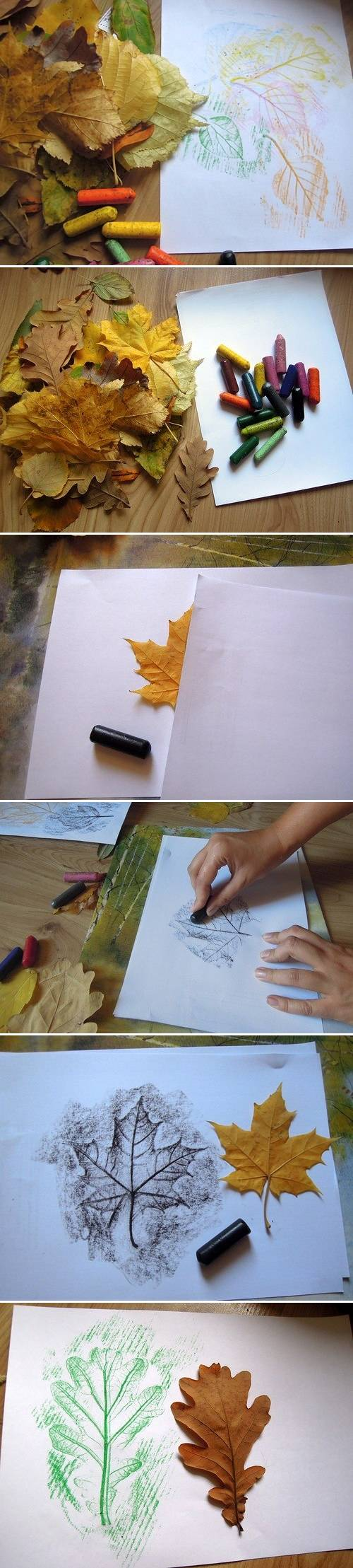 How to Draw Leaves step by step DIY tutorial instructions