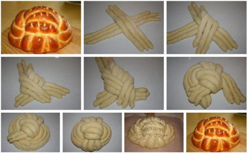 How to bake yummy bread for braid addicted step by step DIY tutorial instructions