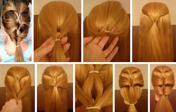HD wallpapers easy hairstyles for long hair without heat