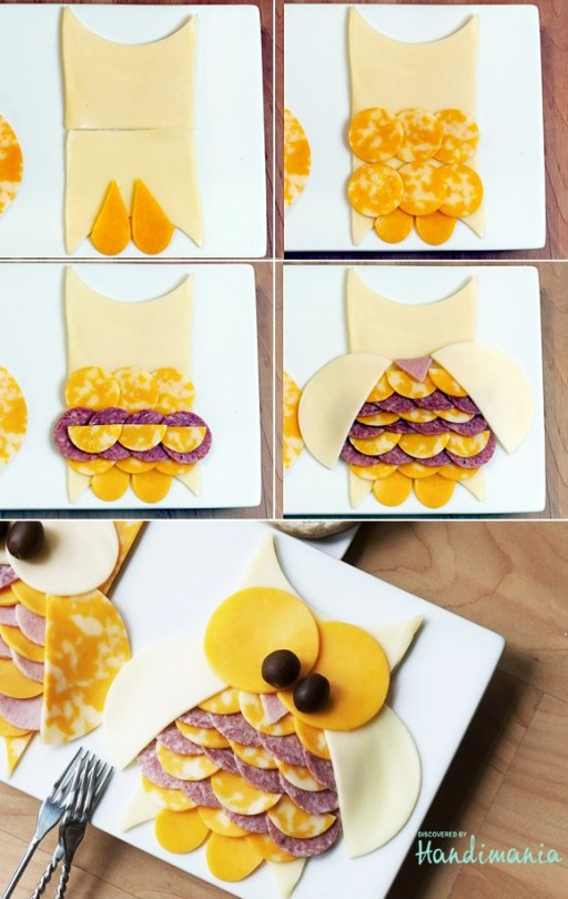 How to decorate beautiful breakfast step by step DIY tutorial instructions