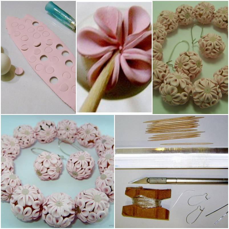 how to use paper clay art