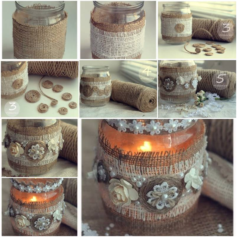 how to draw a candle holder step by step