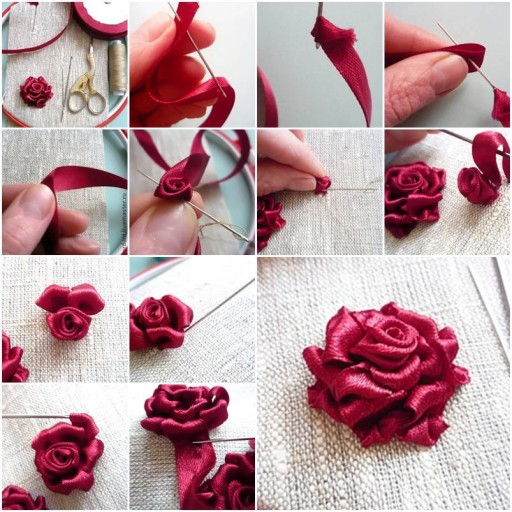 Search results for hair made rose youtube black for How to make black roses