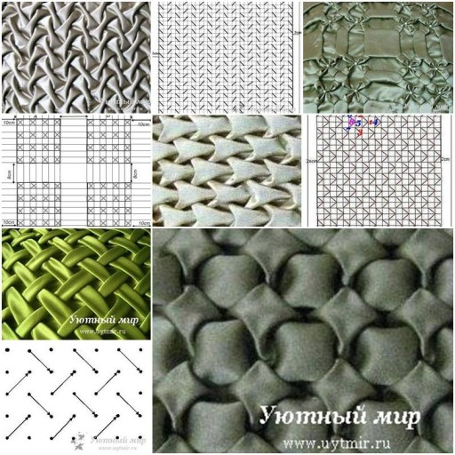 How to make Primary Pouf schemes step by step DIY tutorial instructions thumb