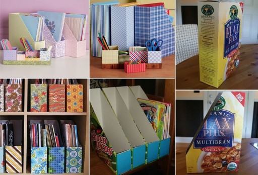How to make beautiful office organize storage units step by step DIY tutorial instructions