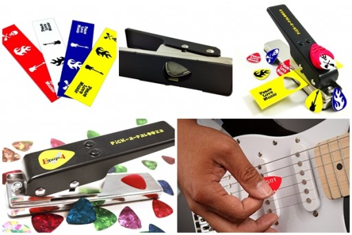 How to make your own cool guitar picks with Custom Pick Punch Guitar Pick Maker thumb