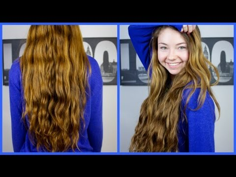 How to grow your hair longer & faster step by step DIY tutorial instructions
