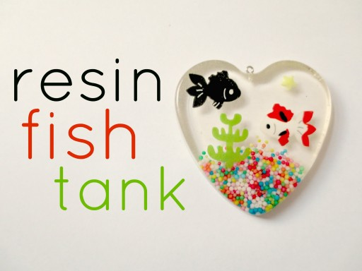 How to make cute rasin fish tank step by step DIY tutorial instructions