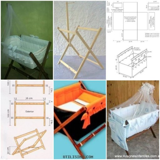 How To Build A Baby Crib Step By Step