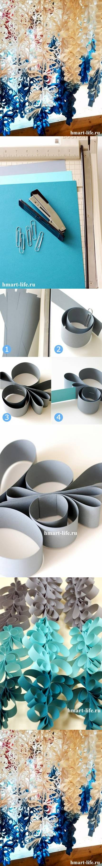 How to make Make Garlands DIY tutorial instructions