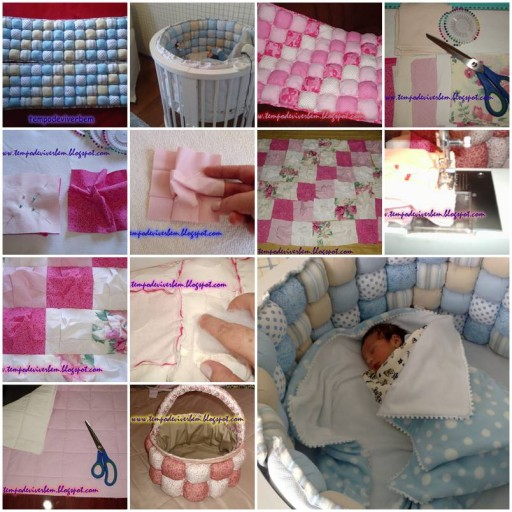 How to make Puff Baby Changing Station DIY tutorial instructions thumb