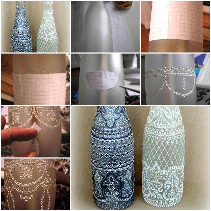 Incredibile Diy Wine Bottle Crafts Diycraftsguru