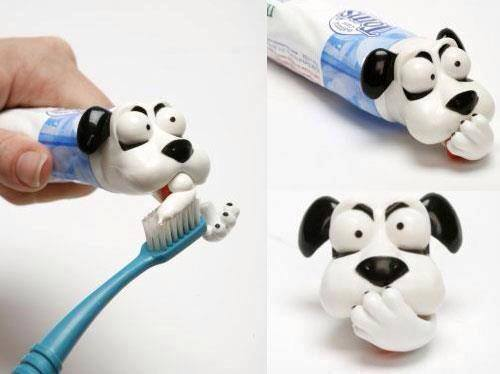How to thrill your kids with this super cute toothpaste