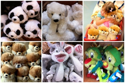 So cute which toy do you like