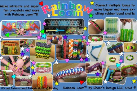 c99610fd547ad96916761519ae338efd How to make pretty bracelets with Rainbow Loom kit step by step DIY tutorial instructions