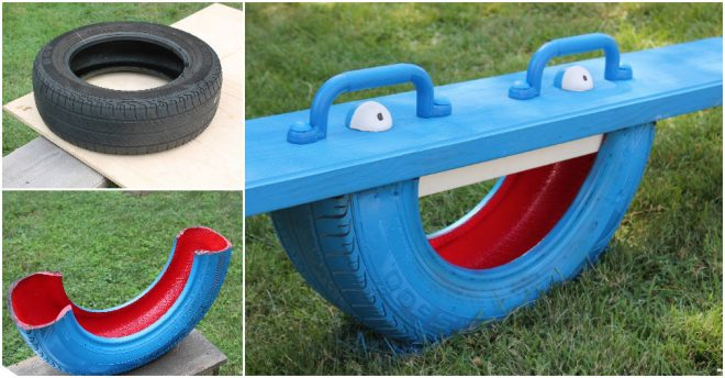 how-to-make-a-kids-totter-with-used-car-tires