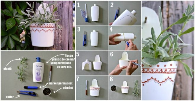 how-to-re-purpose-bottles-into-wall-mounted-planting-pots
