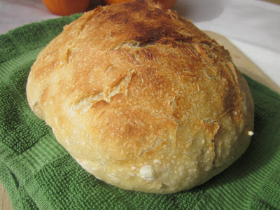 How to bake bread with slow cooker step by step DIY tutorial instructions