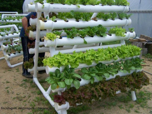 How To Build Small Pvc Pipe Vertical Vegetable Garden