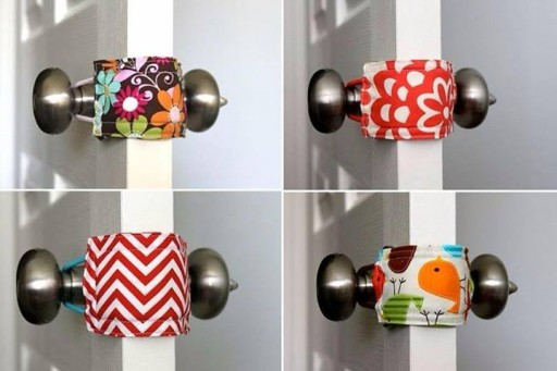 How to cute door jammers step by step DIY tutorial instructions