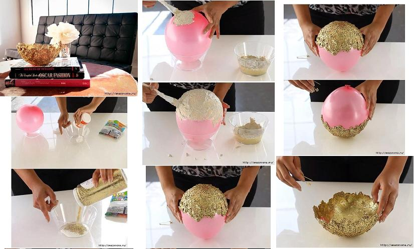 How To Make Beautiful Creative Vase Step By Step Diy