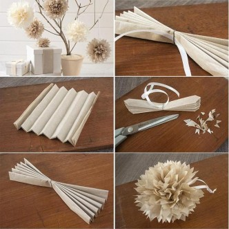 Paper flower how to instructions for How to make easy crafts step by step