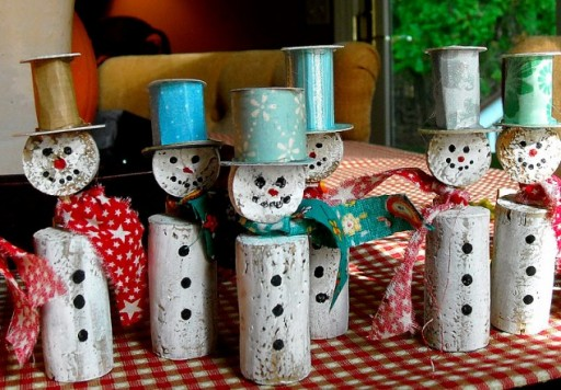 How to make cute wine cork ornaments tape step by step DIY tutorial instructions