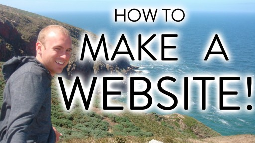 How to build a website step by step DIY instructions