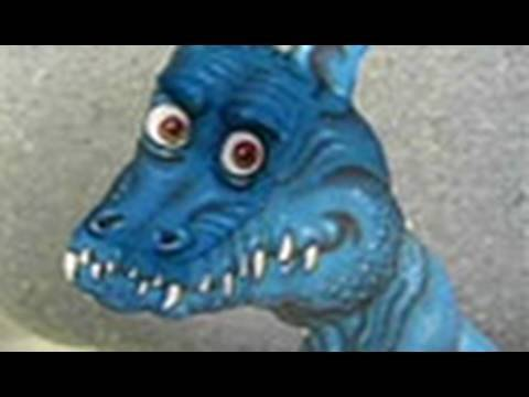 How to make paper dragon illusion step by step DIY tutorial instructions