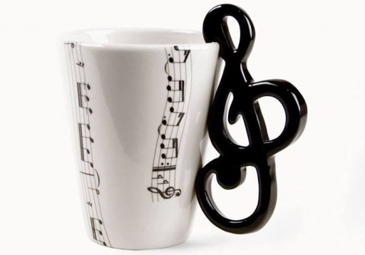mug for music addict
