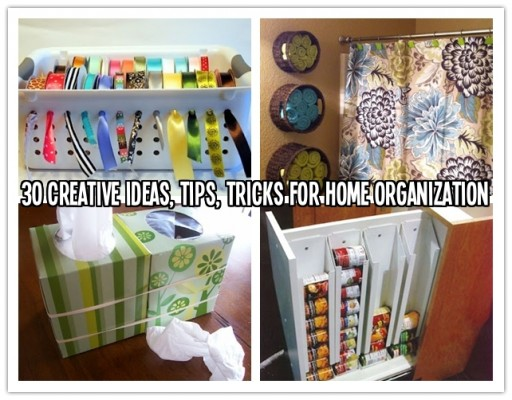 30 creative ideas tips tricks for home organization how to