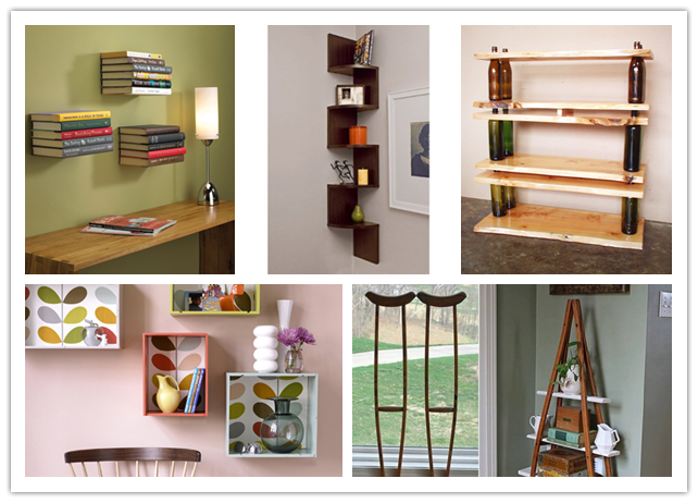 9 creative ways to make diy storage shelves how to