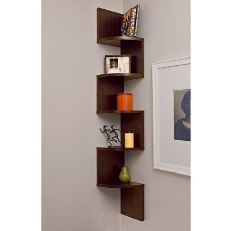 Corner shelf 9 creative ways to make DIY storage shelves