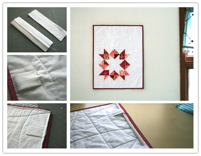 How To Make Diy Quilt Wall Hanger Step By Step Tutorial