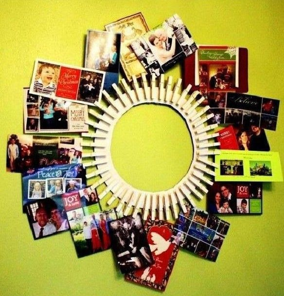 How To Make Cool Diy Clothpin Picture Frame Step By Step Tutorial